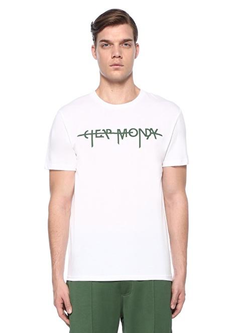 Cheap Monday Tişört Beyaz